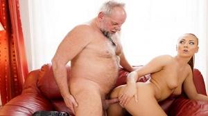 Ornella Morgan – Pleasing Naughty Grandpa