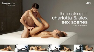 Charlotta – The Making Of Charlotta And Alexs Sex Scenes