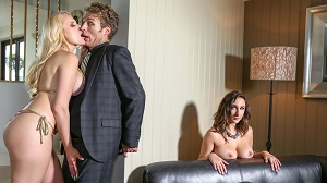 Ashley Adams – How I Fucked Your Mother: A DP XXX Parody Episode 4