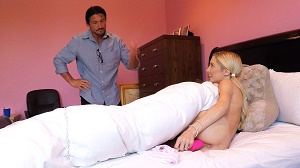 Piper Perri – StepDaughter Caught Stealing Mother's Dildo