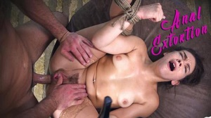 Kimber Woods – Anal Extortion
