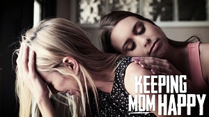 Alexis Fawx & Jill Kassidy – Keeping Mom Happy