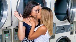 Adrian Maya & Xianna Hill – Laundry Day
