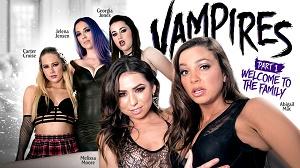 Carter Cruise, Melissa Moore, Abigail Mac, Jelena Jensen & Georgia Jones – VAMPIRES: Part 1: Welcome To The Family