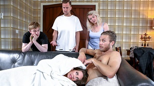 Cassidy Klein – How I Fucked Your Mother: A DP XXX Parody Episode 5