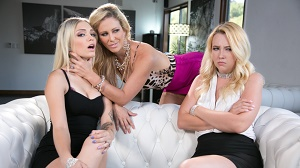 Samantha Rone, Cherie DeVille & Alex Grey – Mafia Mom