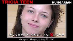 Tricia Teen – Casting X 145 – Updated