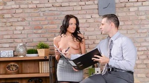 Lexi Layo – Naughty Secretary
