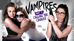 Shyla Jennings, Abigail Mac & Serena Blair – VAMPIRES: Part 3: Calling The Cavalry
