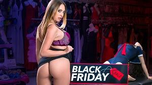 Quinn Wilde – Black Friday Lay