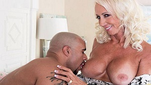 Madison Milstar – A Big Black Cock Makes Madison Very Happy