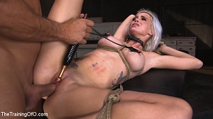 Astrid Star – Sex Slave Astrid Star Submits to Rope Bondage and Extreme Fucking!