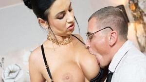 Ania Kinski – Milf Sex Goddess's squirting orgasm