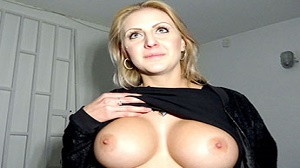 Jessica Hunter – Perfect boobs get covered in jizz