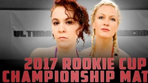 Johnny Starlight & Serene Siren – 2017 Rookie Cup Championship Match: Johnny Starlight vs Serene Siren