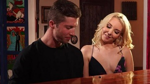 Aaliyah Love – Pervy Piano Lessons With Stepmom