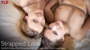 Elizabeth L & Emma O – Strapped Love 2