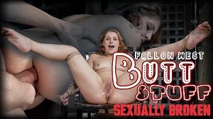 Fallon West – Butt Stuff