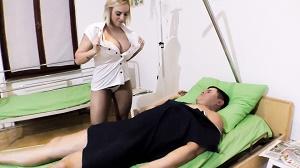 Lilli Vanilli – Naughty Nurse Lilli Vanilli Fucks Her Patient
