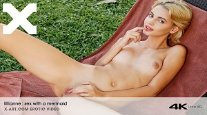 Lillianne – Sex With A Mermaid