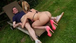 Carmel Anderson – Outdoor Sex
