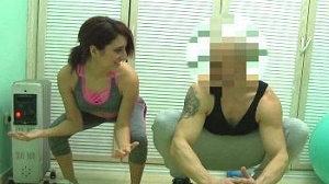 Susy Blue – Banging my personal trainer… Heheheh, I told him I wanna be a policewoman and I need special lessons