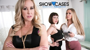 Brandi Love, Jenna Sativa & Nicole Aniston – Showcases: Brandi Love – 2 Scenes In 1