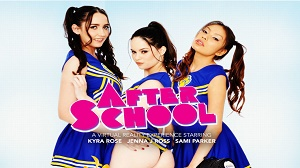 Jenna J Ross, Kyra Rose & Sami Parker – After school
