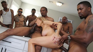 Erica Lauren – Blacks On Cougars
