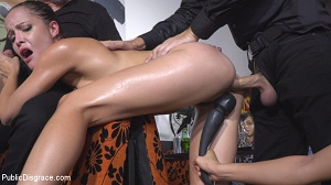 Cherry Kiss & Dolly Diore – Dolly Diore's All Out Public Fuckfest