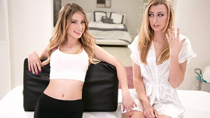 Kristen Scott & Alexa Grace – Bridal Bolster