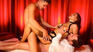 Lana Rhoades – Double dose of pleasure for Lana Rhoades