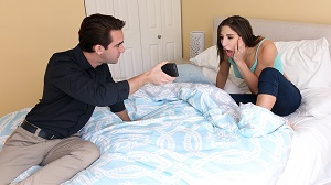 Abella Danger – Guilty Nanny Rides Hard Dick To Redemption