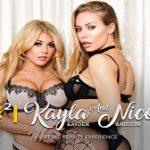Kayla Kayden & Nicole Aniston – Naughty America