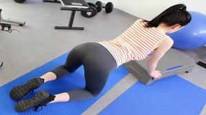 Denisa – Explicit Revelation from a Busty Gymnast