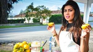 Carmen Lara – Hot pickup sex with curvy Colombian babe