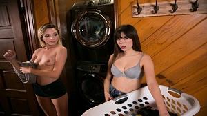Shyla Jennings & Eliza Jane – Laundry Day
