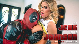 Jessa Rhodes – The Jerk with a Johnson: A DP XXX Parody
