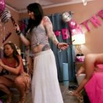 Natasha Blue, Liv Revamped & Ayumi Anime – Dorm Birthday Surprise Party