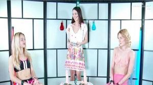 Alecia Fox & Gerda Y – Orgasm World Championship. Alecia Fox VS Gerda Y
