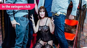 Succulent Cherry – In The Swingers Club