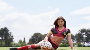 Little Caprice – German Soccer Camp