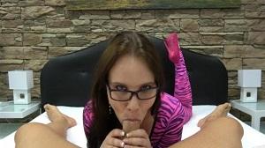 Wendy Moon – Pink Tiger Deep Oral