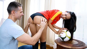 Andreina Deluxe – World Cup Runneth Over With Cum