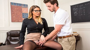 Brooklyn Chase – My First Sex Teacher
