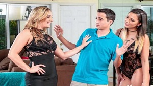 Tucker Pierce & Jaye Summers – Seduce My Stepmom