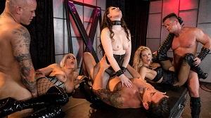 Wicked – August Taylor, Casey Calvert, Jenevieve Hexxx, Jessica Drake, Leigh Raven, Luna Star & Misty Stone