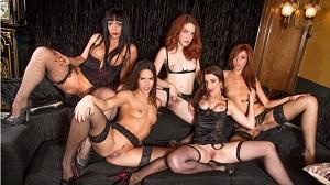Amarna Miller, Bianca Resa, Gala Brown & Yarisa Durán – Amarna Miller's girls gone wild
