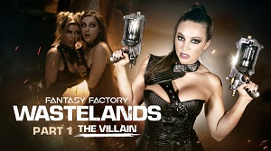 Abigail Mac, Georgia Jones & Alexis Fawx – Fantasy Factory: Wastelands (Episode 1)