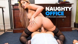 Mercedes Carrera – Naughty Office
